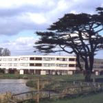 Watermeads estate, off Bishopsford Road, Mitcham, Surrey CR4. The site of Mitcham Grove.