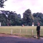 Hovis Sports ground, Bishopsford Road, Mitcham, Surrey CR4. On site of Mitcham Grove. demolished in 1840s. redeveloped by London Borough of Merton in 1975-77.