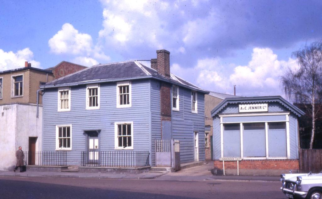 3 Commonside East, Mitcham, Surrey CR4. A & C Jenner Ltd.