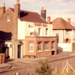 Beehive Public House, Commonside East, Mitcham, Surrey CR4. The pub was closed c. 2005.