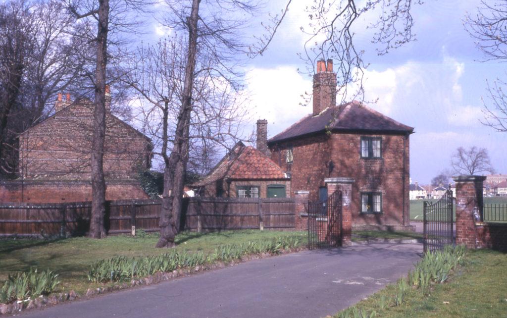 Lodge to Park Place, 53 Commonside West, Mitcham, Surrey CR4.