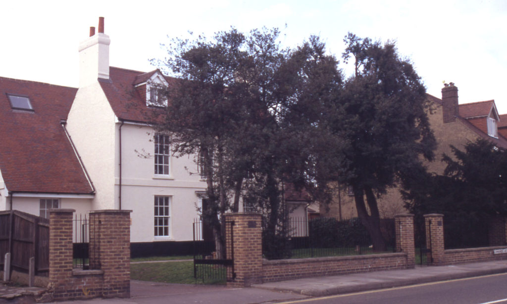 Newton House, 1 Commonside West, Mitcham, Surrey CR4.