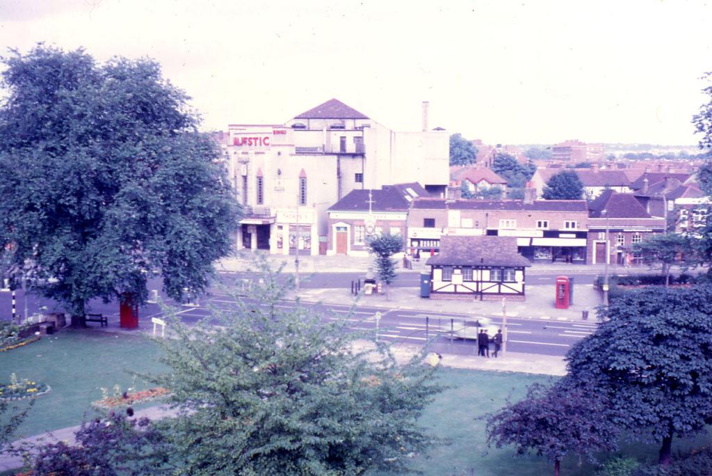 Fair Green, Mitcham, Surrey CR4.