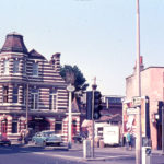 The Bucks Head, Upper Green, Mitcham, Surrey CR4. Built c. 1885. replacing an earlier 18th century building. After acquisiition by Wetherspoons it reopened in December 1990 as the White Lion of Mortimer.