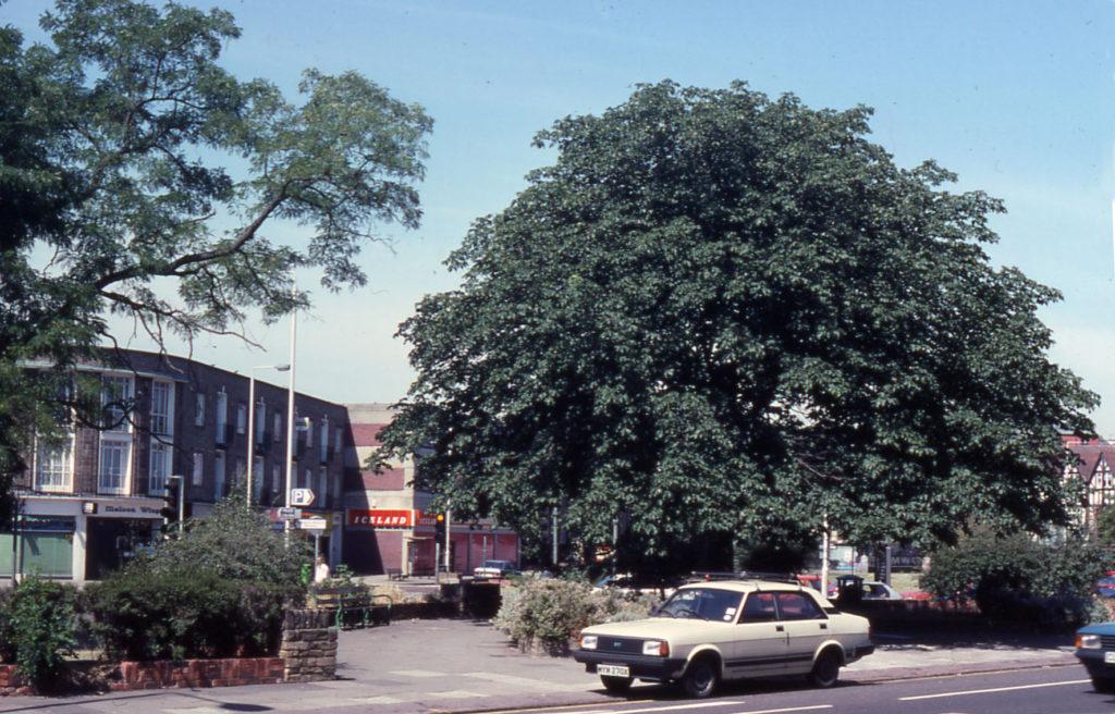 Upper Green, Mitcham, Surrey CR4.
