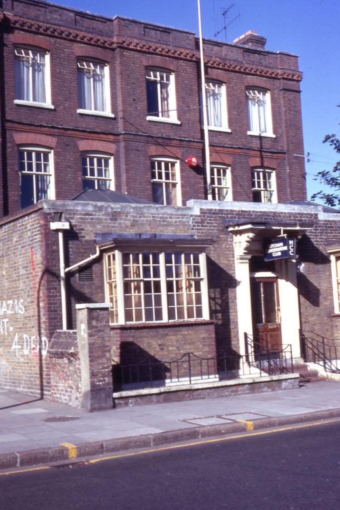 Durham House, Fair Green, Mitcham, Surrey CR4. c. 1722 Demolished 1970s.