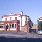 The Swan Inn, London Road, Mitcham, Surrey, CR4.