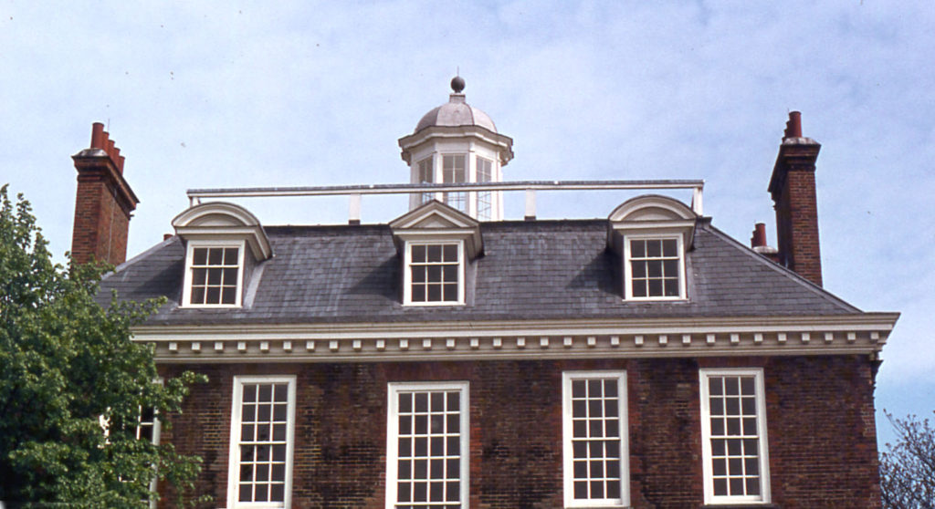 Eagle House (rear roof), London Road, Mitcham, Surrey, CR4.