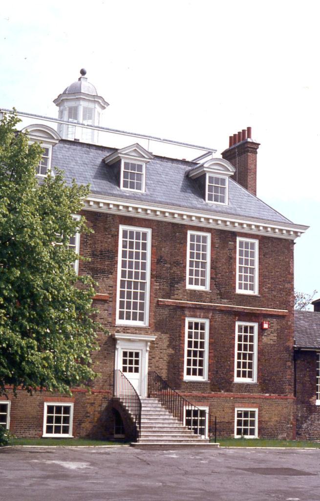 Eagle House (rear elevation), London Road, Mitcham, Surrey, CR4.