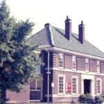 Mitcham Library, London Road, Mitcham, Surrey, CR4. Built 1933.