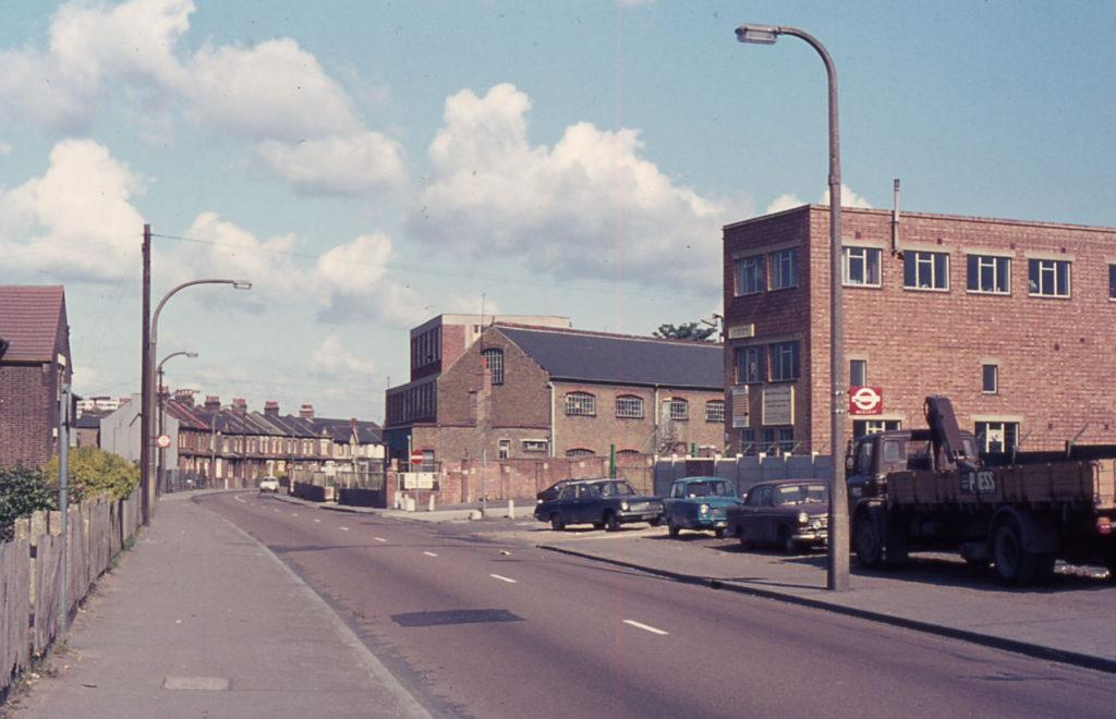 Old match factory Western Road, Mitcham, Surrey, CR4.