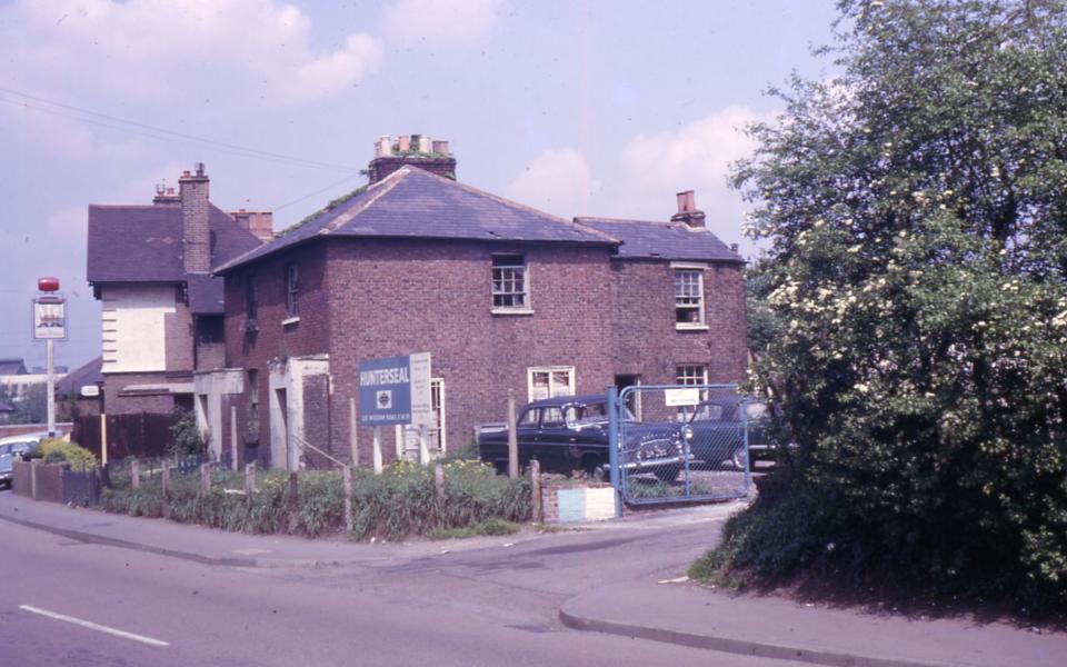 332-334 Western Road, London SW19.
