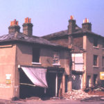 190-200 London Road, Mitcham, Surrey, CR4. Demolition.