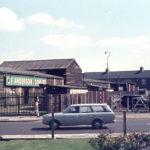 Site of Pound Farm & Mizens, London Road, Mitcham, Surrey, CR4.