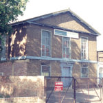 Halex Ltd. (Former Zion Chapel), Western Road, Mitcham, Surrey, CR4.