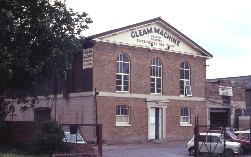 Gleam Machine (Former Zion Chapel), Western Road, Mitcham, Surrey, CR4.