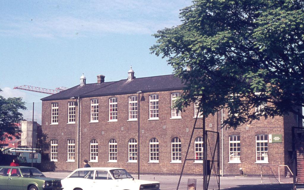 Former Board of Guardians School, London Road, Mitcham, Surrey, CR4.