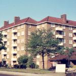 Glebe Estate, London Road, Mitcham, Surrey CR4.