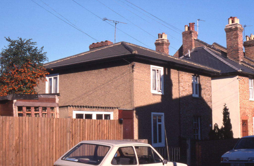 23 Love Lane and 25 (Rose Cottage), Mitcham, Surrey CR4.