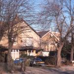 In Benedict Road, Mitcham, Surrey CR4.