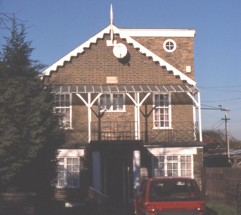 Benedict Road, Mitcham, Surrey CR4.