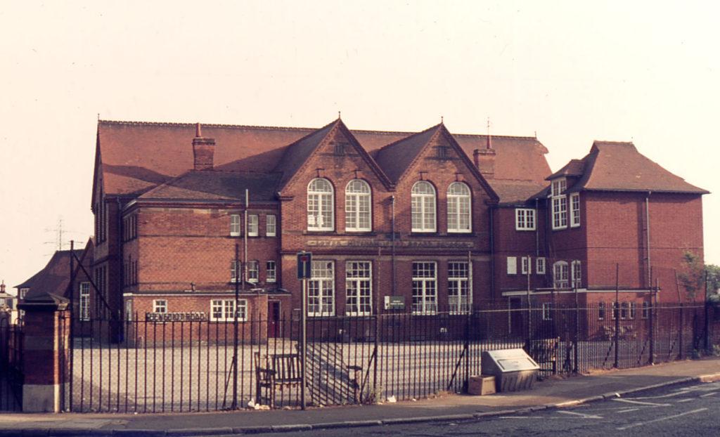 Star School – Lower Mitcham Board School, Mitcham, Surrey CR4. Built 1892 ?.