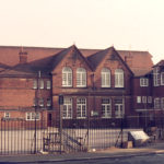 Star School – Lower Mitcham Board School, Mitcham, Surrey CR4. Built 1892 ?.