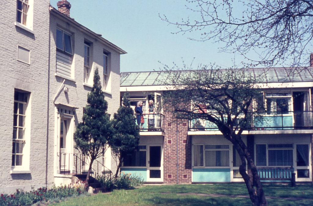 Little Glebelands, Love Lane, Mitcham, Surrey CR4.