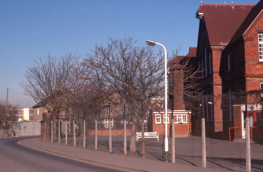 The Star school (Benedict Primary), Mitcham, Surrey CR4.