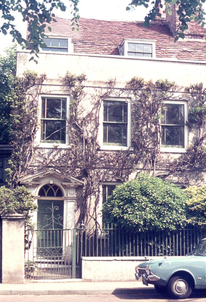 Church House, 64 Church Road, Mitcham, Surrey CR4.