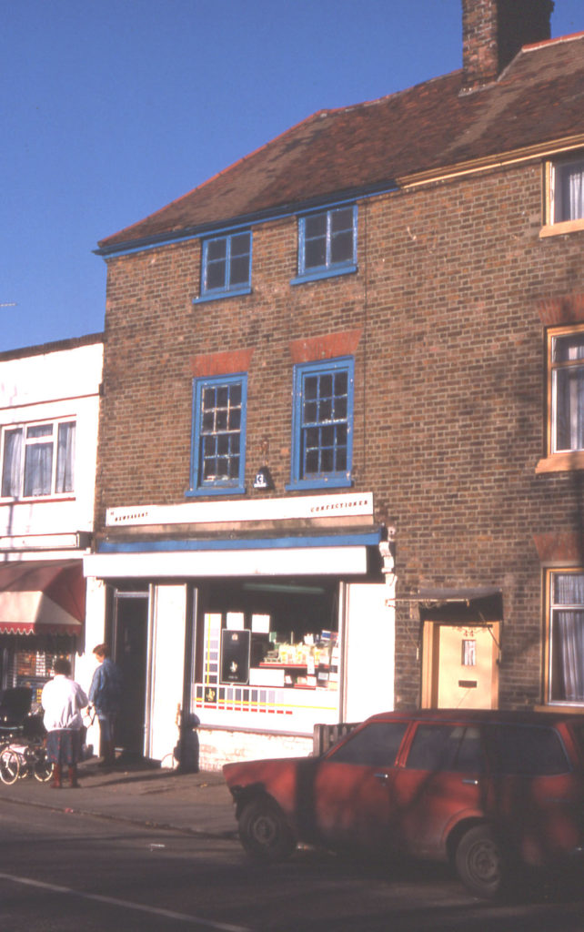 46 Church Road, Mitcham, Surrey CR4.