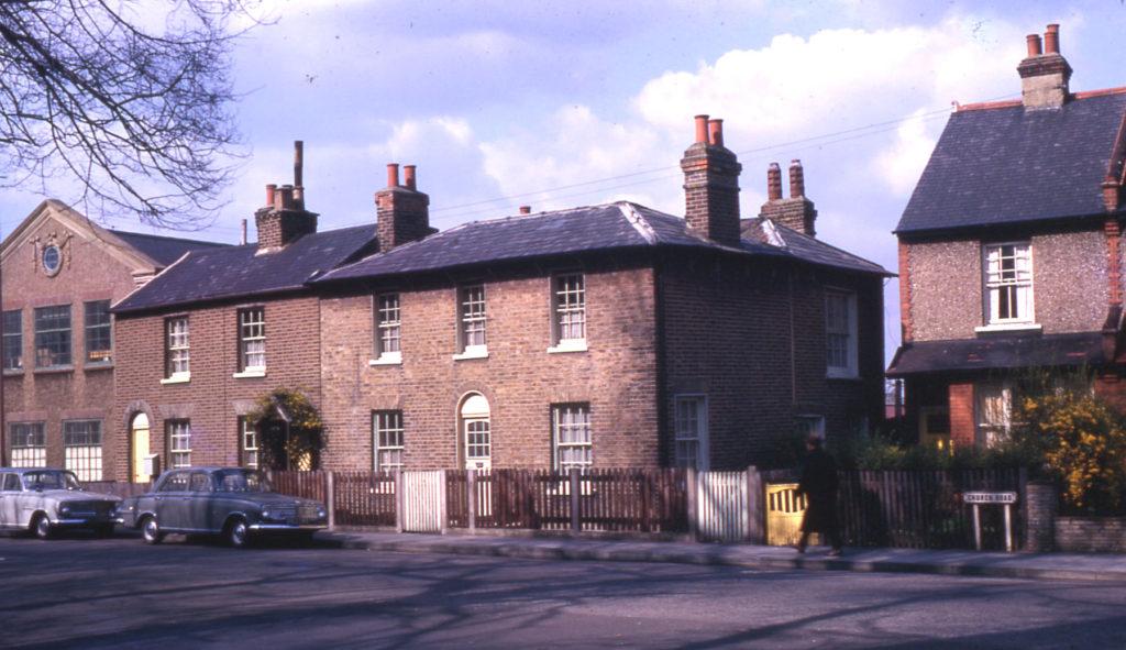16,18 & 20 Church Road, Mitcham, Surrey CR4.