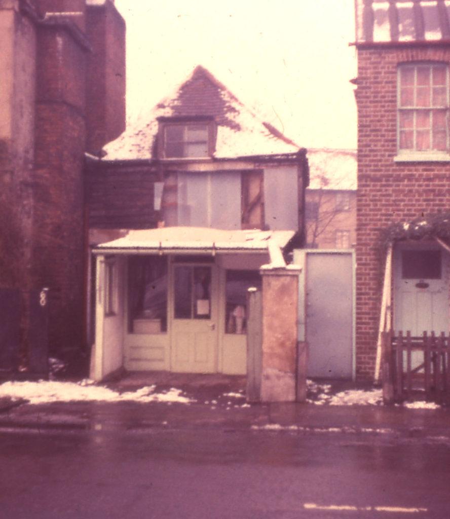 58 Church Road, Mitcham, Surrey CR4.