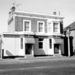 Prince of Wales public house Morden Rd SW19 (1970) WJR