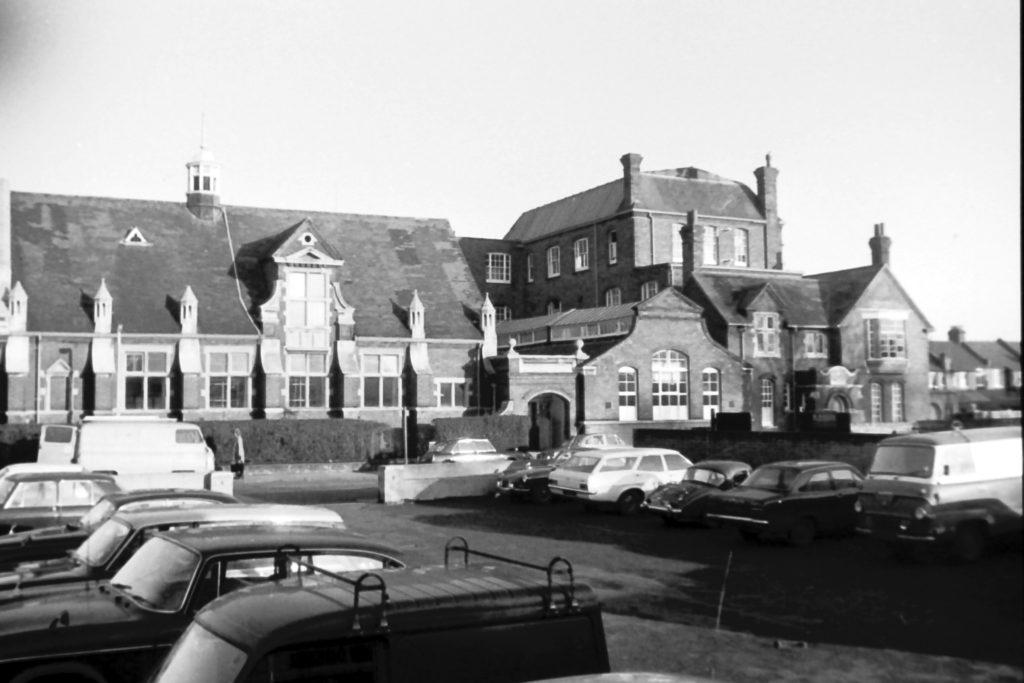 Rutlish School (1972) WJR