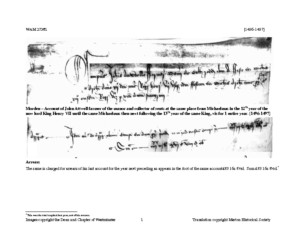 WAM 27381: 1496-1497 (M)