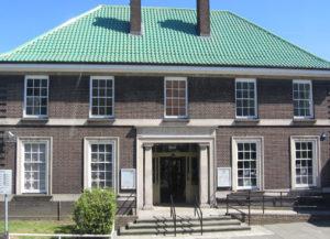 Mitcham Public Library, 1933 (Ray Ninnis) 2007