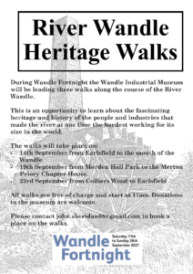 River Wandle Heritage Walks