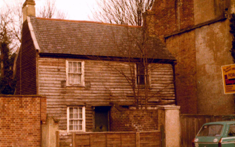 mhs-ra-106 66 Church Rd Mitcham c1978 (built c1750)